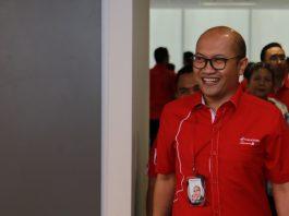 Setyanto Hantoro jadi Dirut Telkomsel