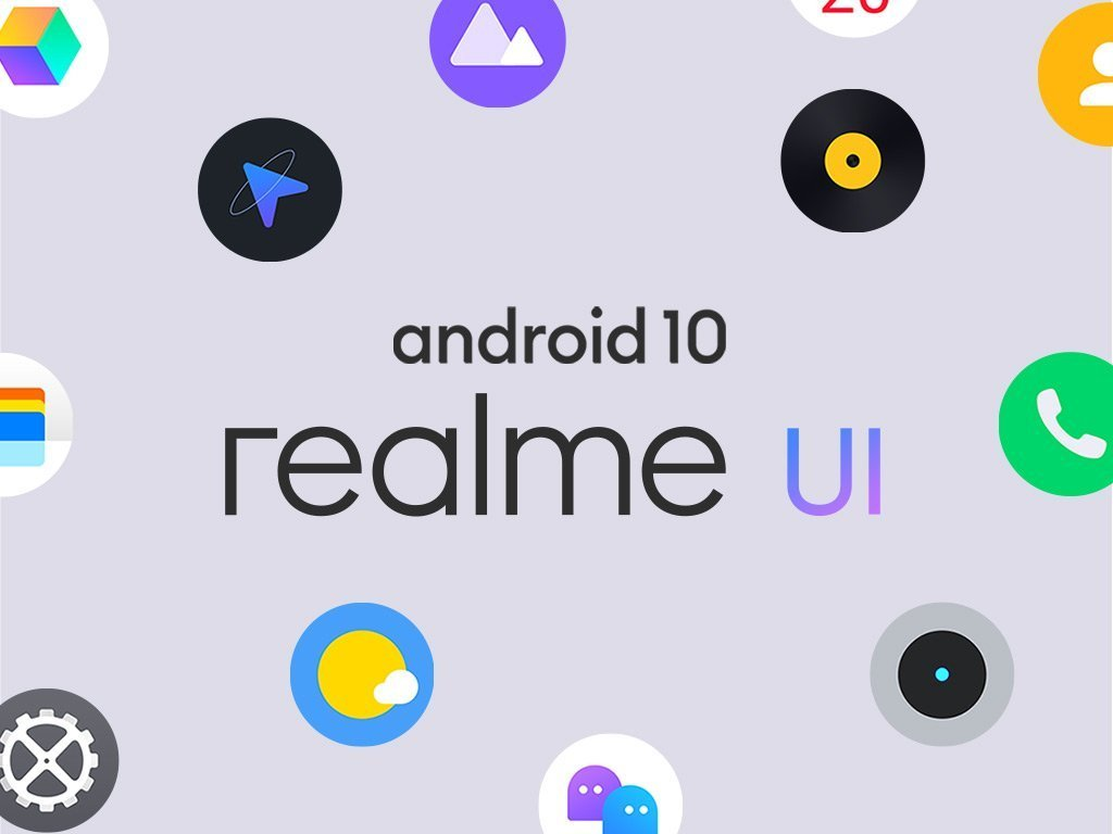 realme UI realme c3