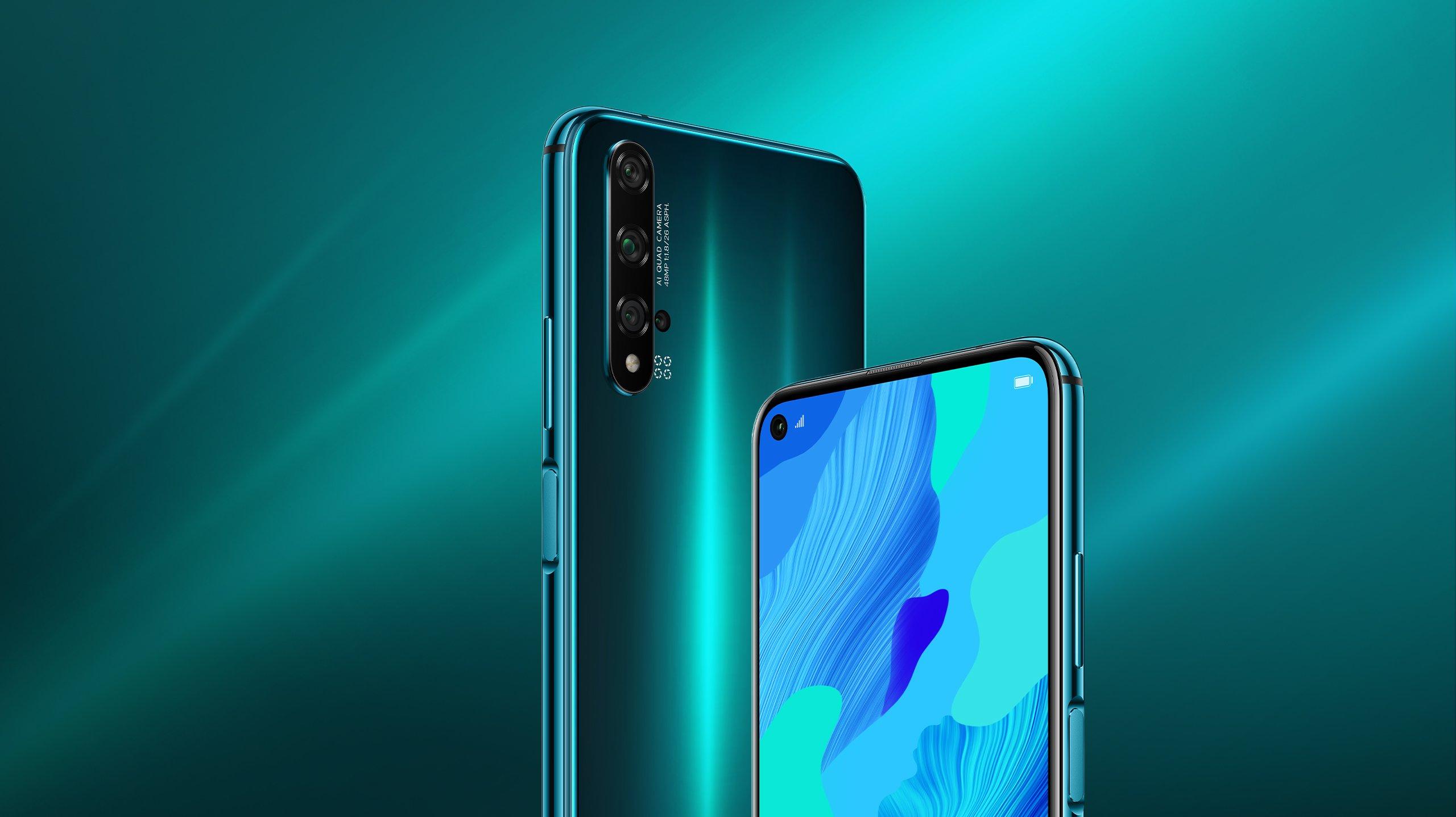 Harga dan Spesifikasi Huawei Nova 5T
