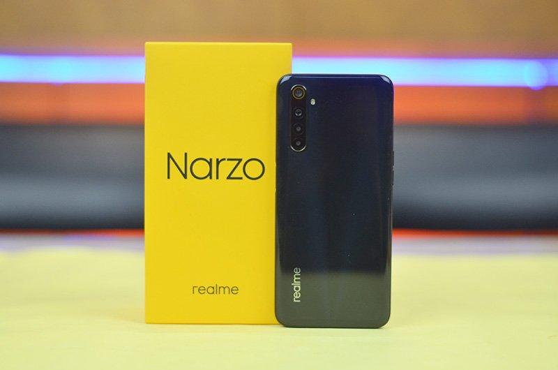Realme Narzo, Perbedaan Realme 6 dan Narzo