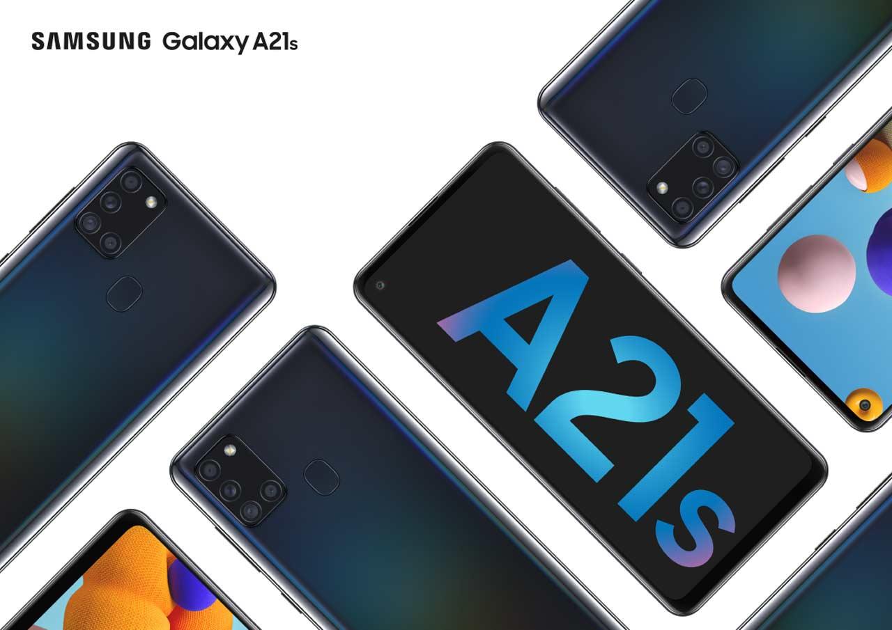 Harga dan Spesifikasi Samsung A21s