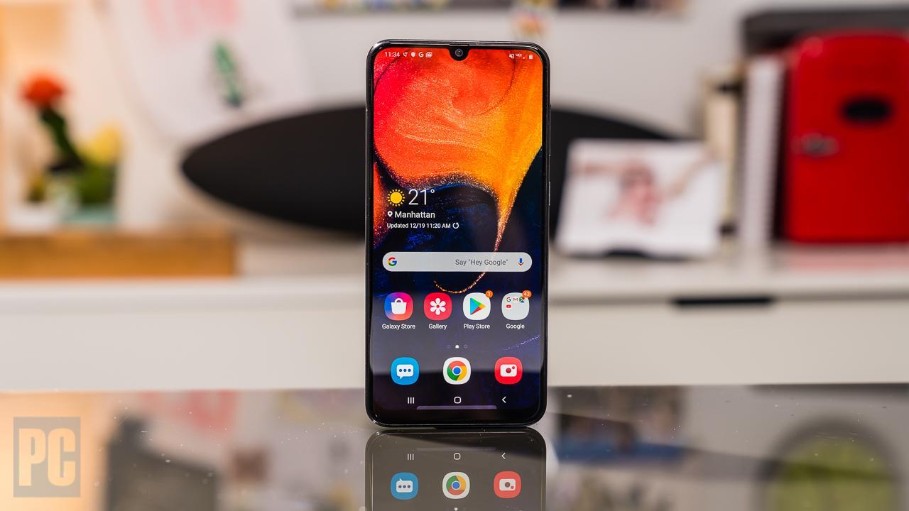 Hp Samsung Ram 4Gb, , Kamera dalam layar, Harga Samsung Galaxy A50s Juni 2020