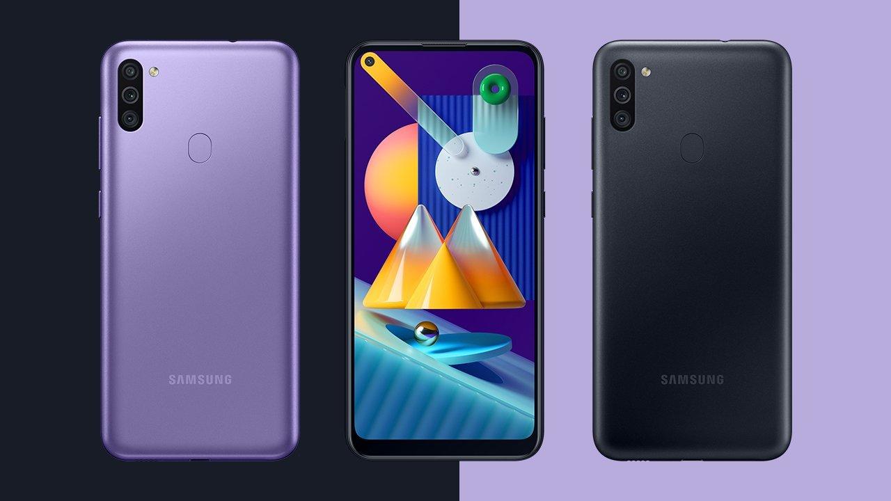 smartphone samsung, Harga dan Spesifikasi Samsung Galaxy M11