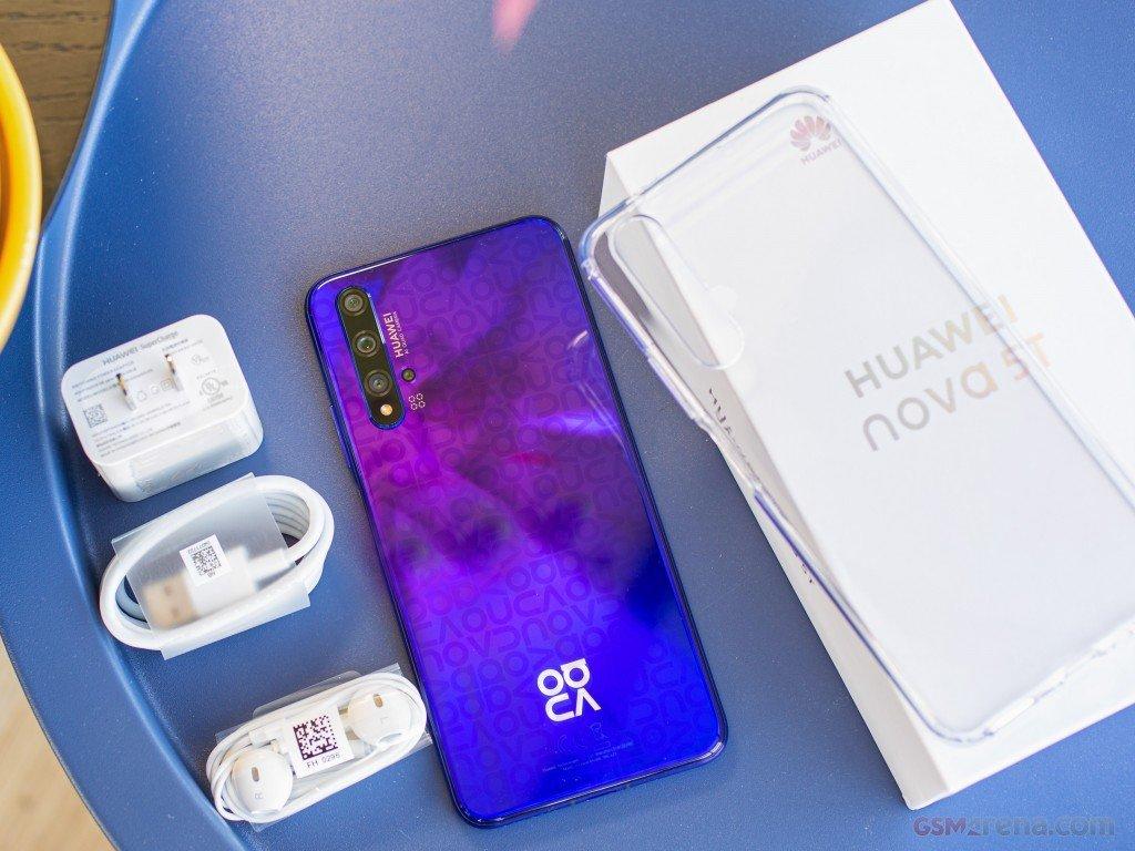 Update Harga Huawei Nova 5T juli 2020