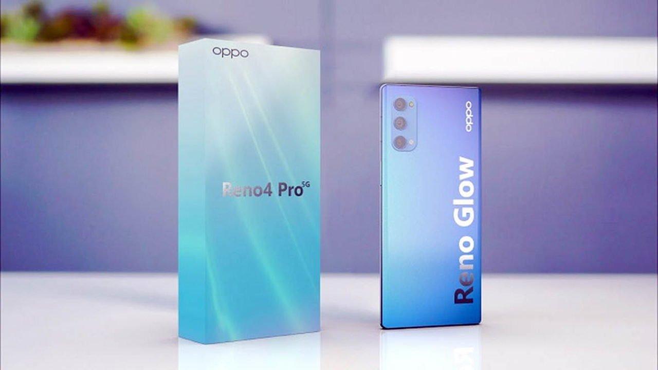 Oppo Reno4, smartphone rilis juli 2020