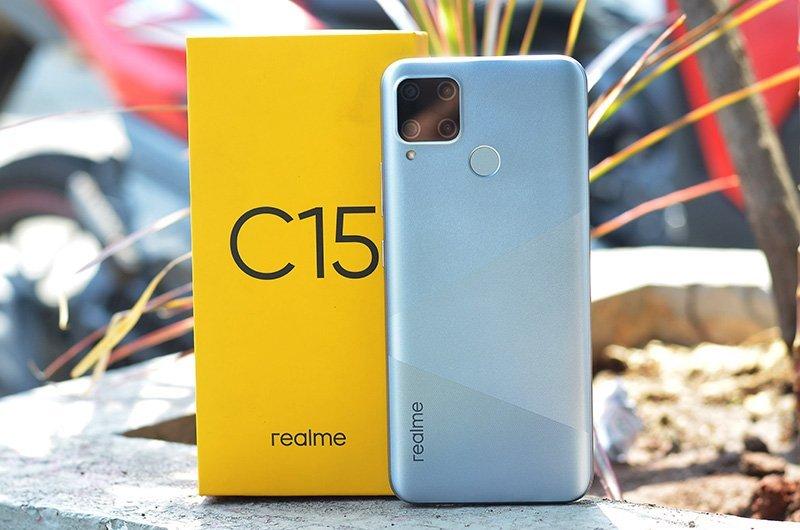 Harga dan Spesifikasi Realme C15