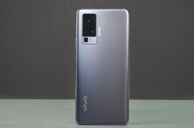 Vivo X60, ponsel chipset high end