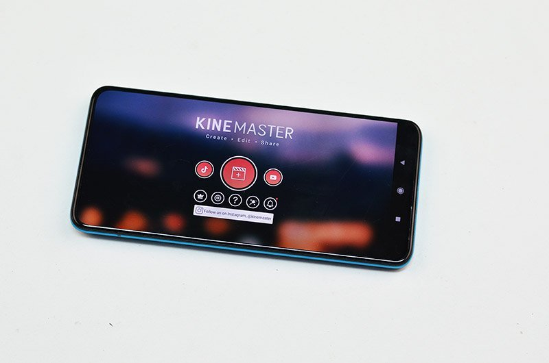 kanemaster - Aplikasi Edit Video Terbaik Android