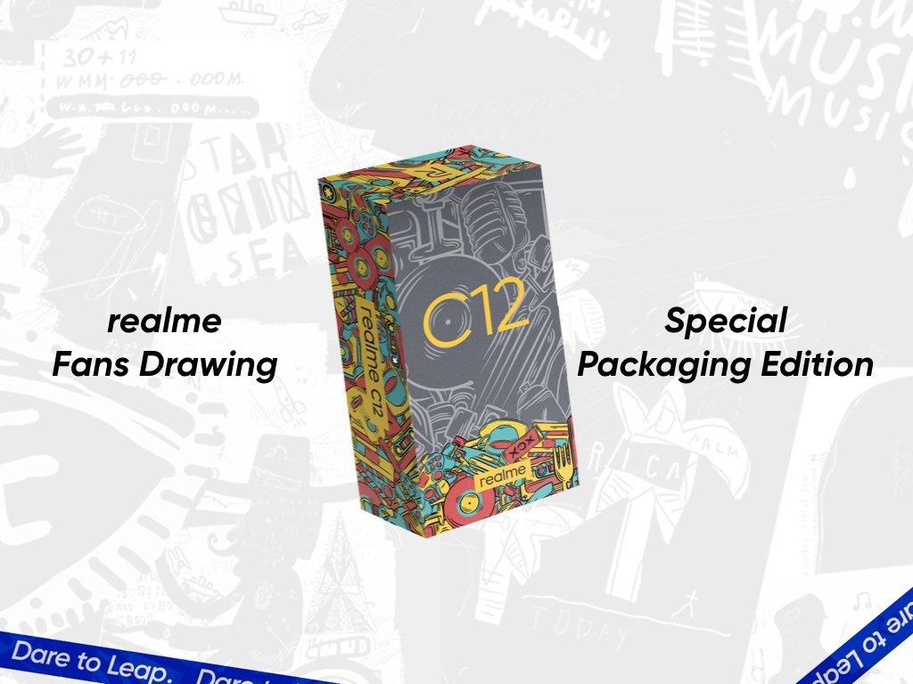 Harga dan Spesifikasi Realme C12
