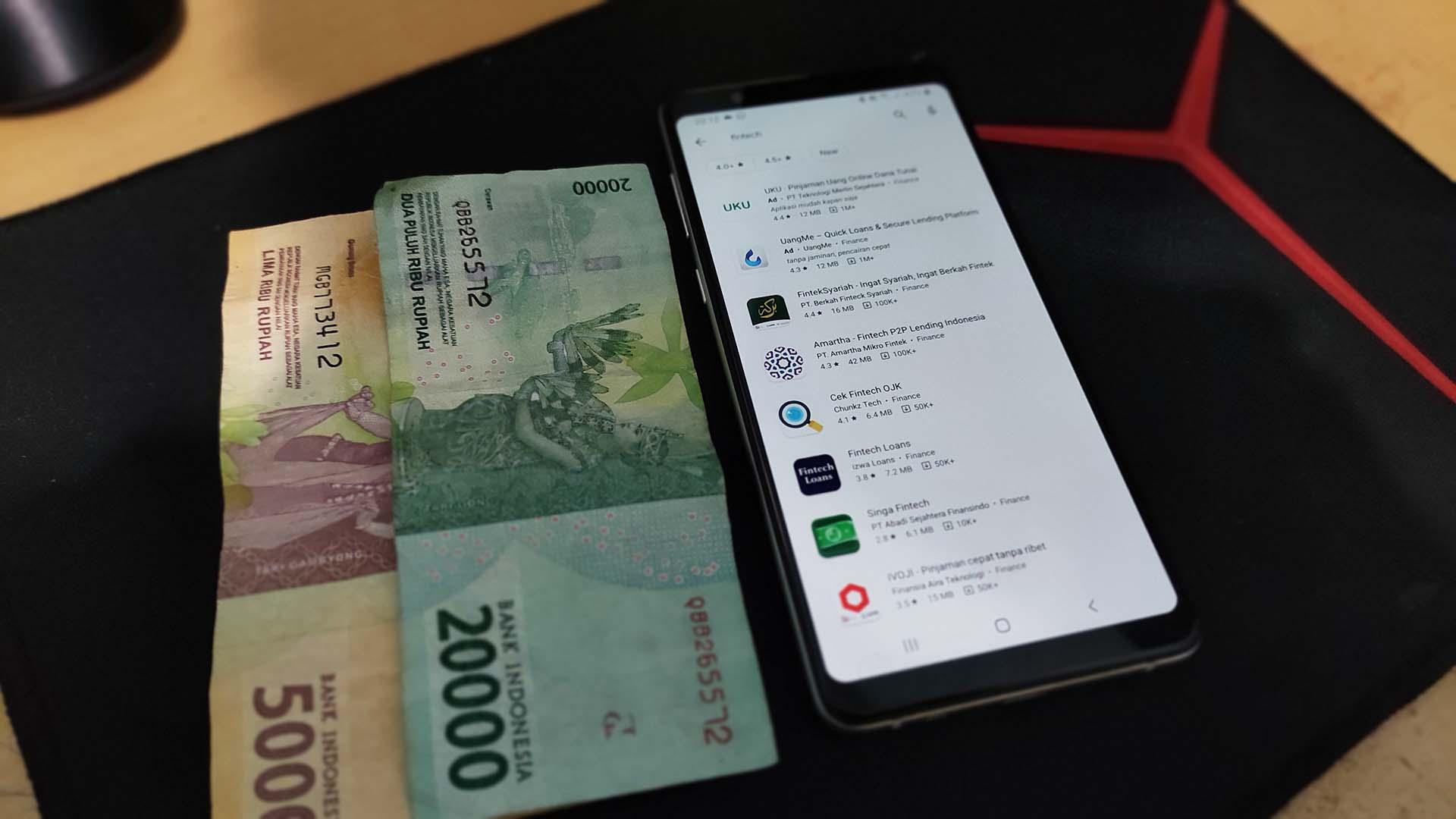 Pinjaman Online Terdaftar Di Ojk September 2020 Update Techbiz