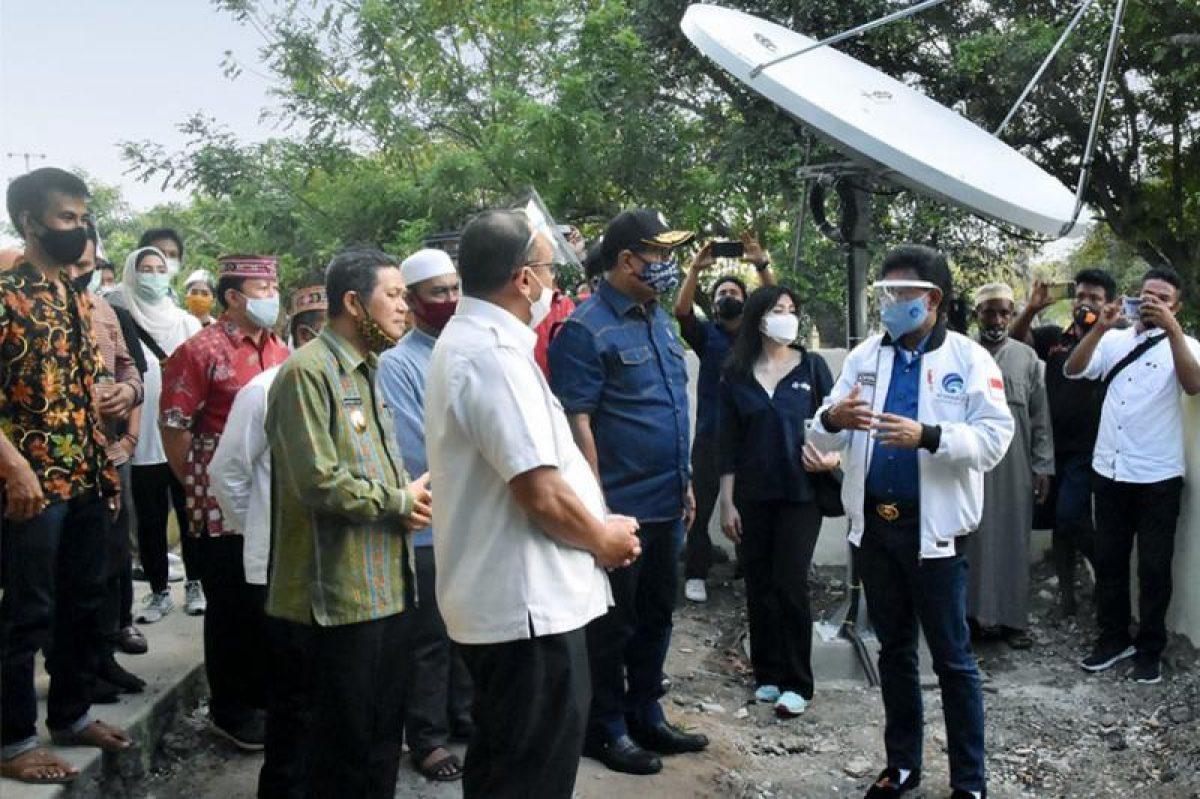 Kominfo Pasang Super Wifi di Labuan Bajo – Techbiz.ID