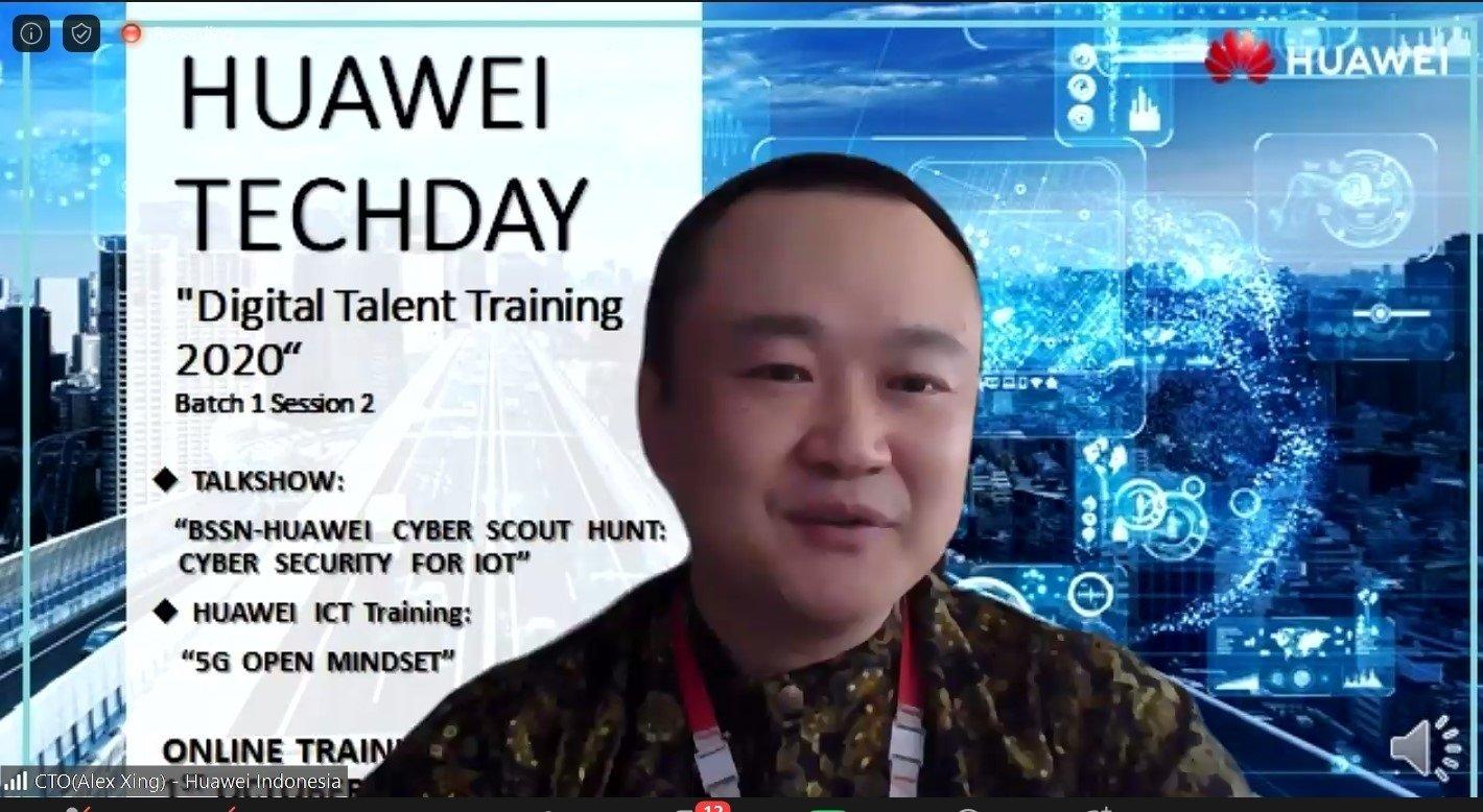 huawwei TechDay 2020