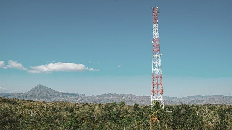 pengalihan menara telkomsel