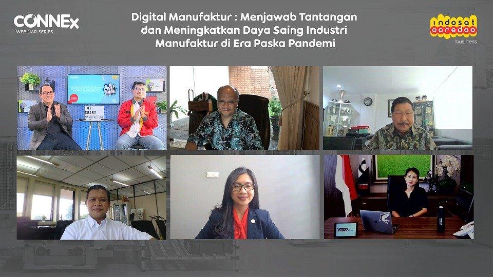 IoT Smart Manufacturing Indosat