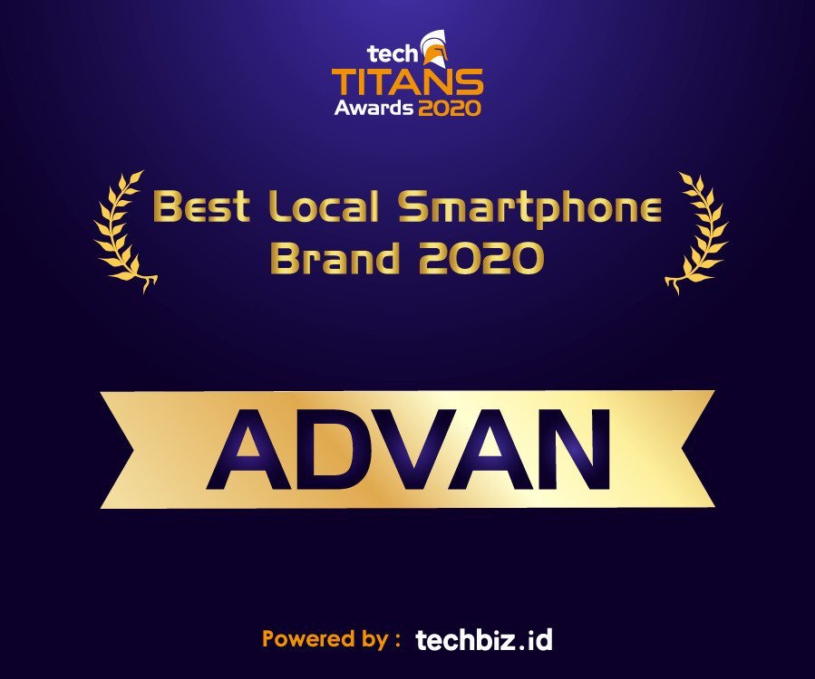 Pemenang Tech Titans Awards 2020