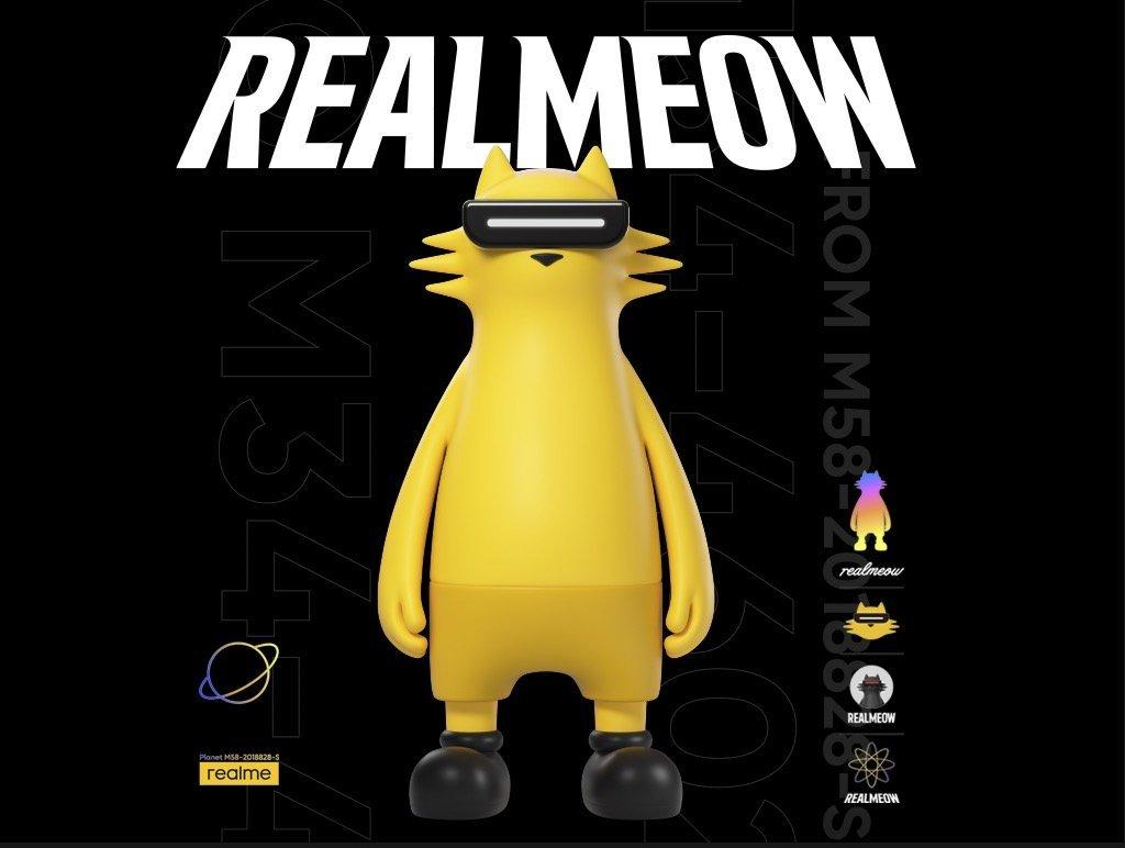 designer toy realmeow