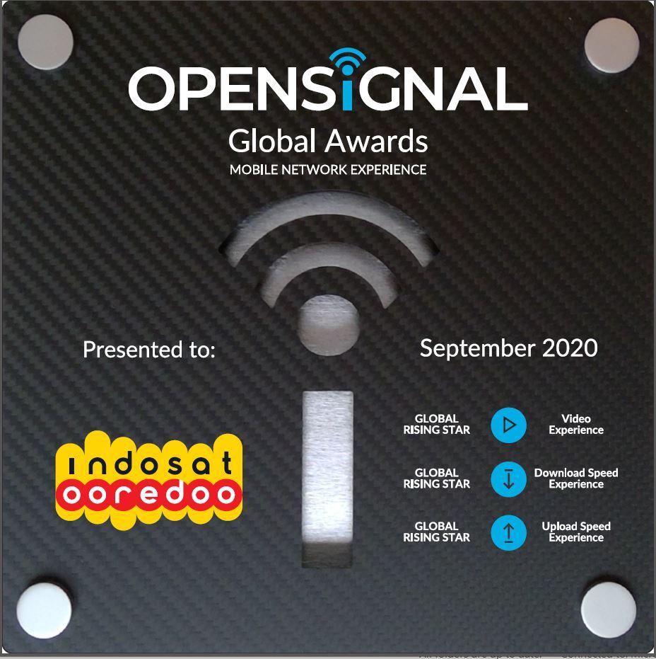 Pengalaman Video Indosat Ooredoo