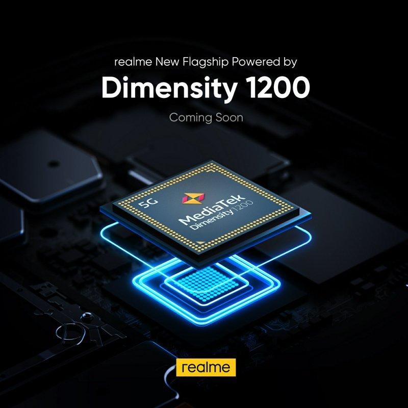 realme dimensity 1200