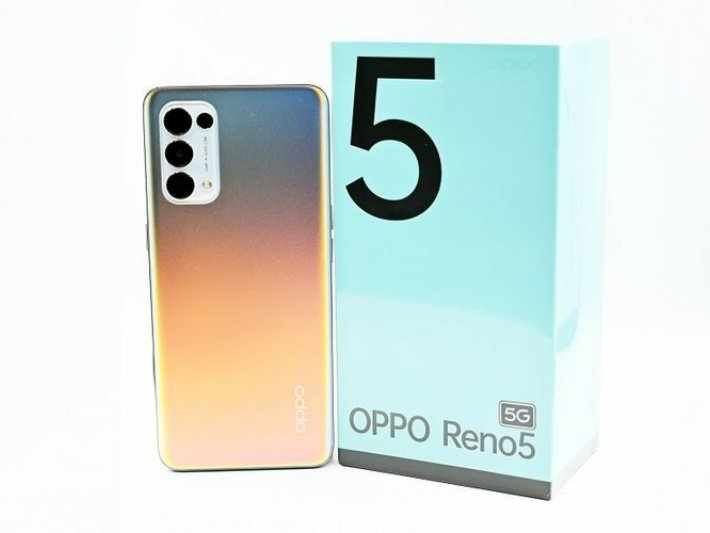 smartphone 5G indonesia, smartphone januari 2021, Oppo Reno5 5G,