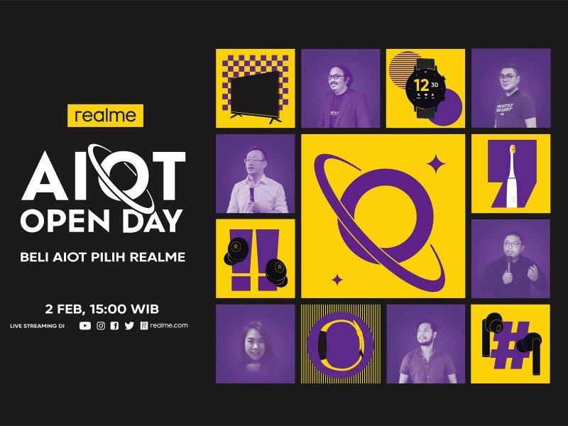 realme AIoT Open Day