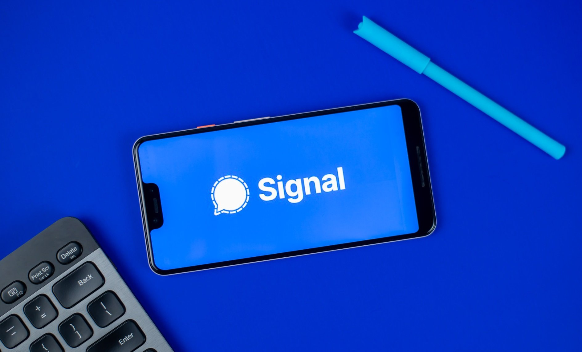 Signal, Aplikasi pengganti WhatsApp