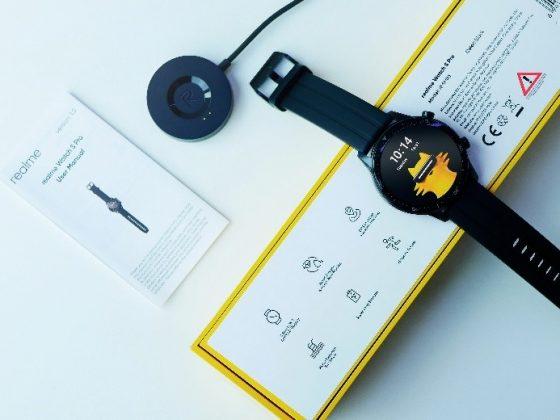 kotak penjualan realme Watch S Pro