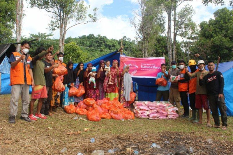 bantuan bencana tri indonesia