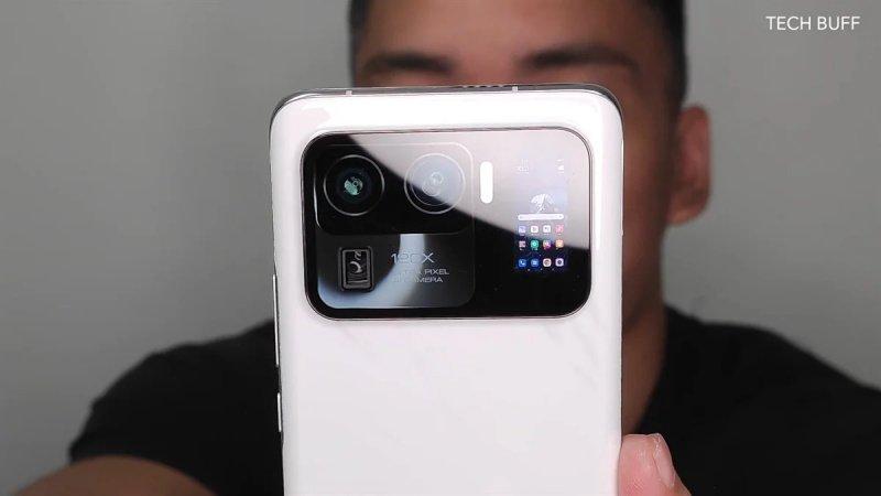 Wujud Xiaomi Mi 11 Ultra