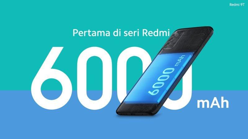 Spesifikasi Redmi 9T