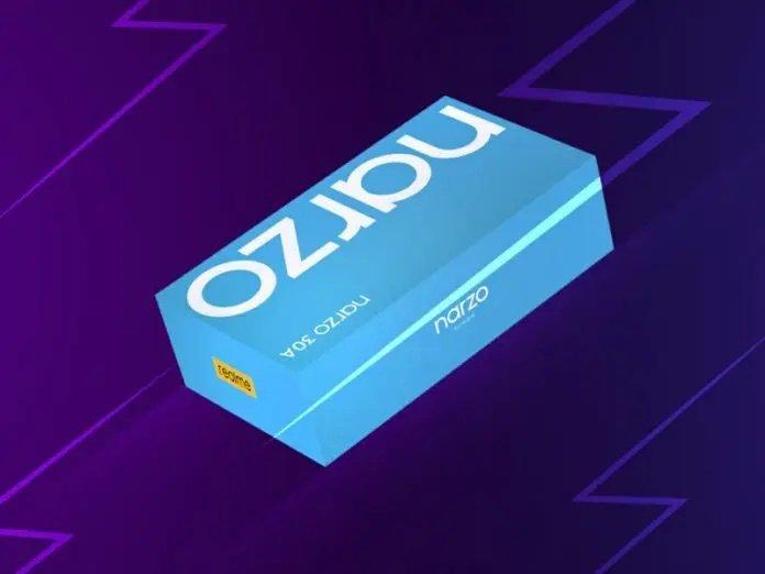 Spesifikasi Realme Narzo 30A