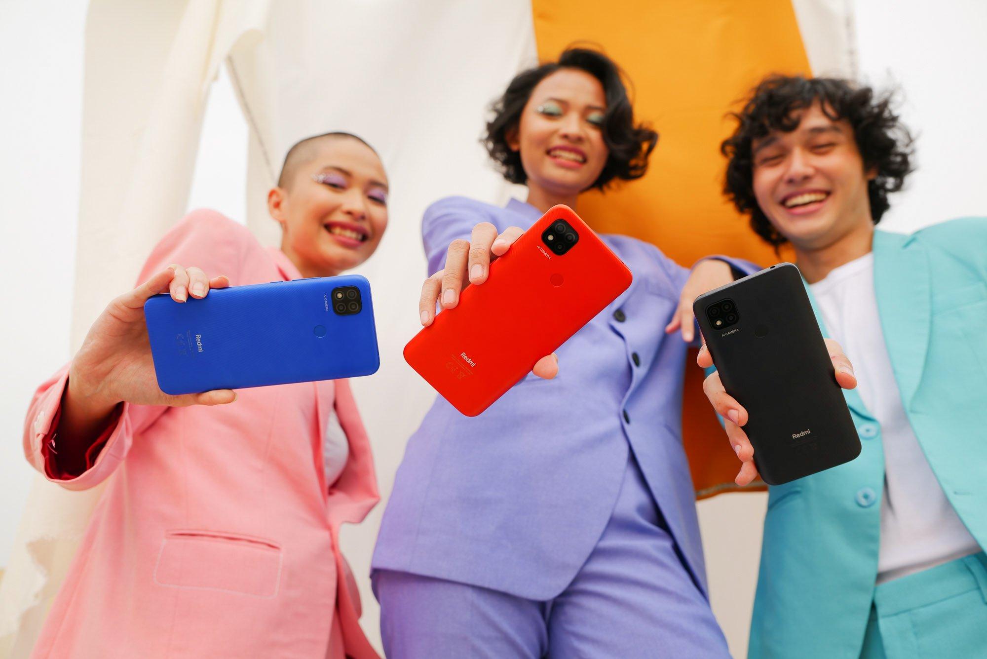 Hp Xiaomi tiga kamera, smartphone xiaomi Rp1 jutaan 2021