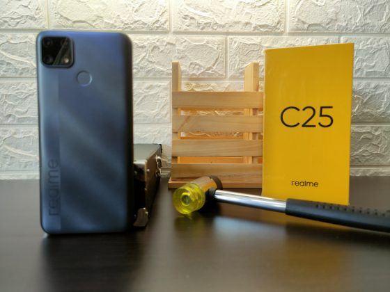 review realme c25