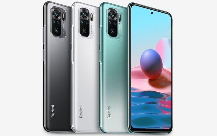 HP Xiaomi Harga Rp 2 Jutaan 2021, Spesifikasi Redmi Note 10