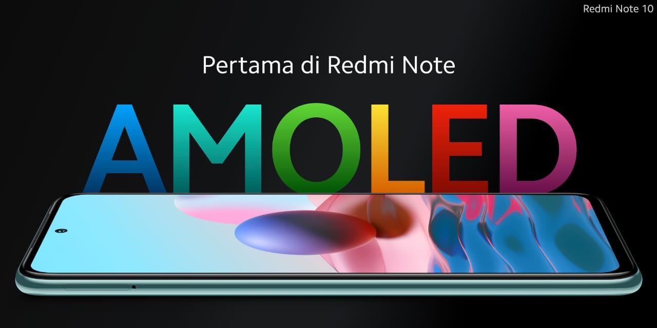Perbedaan Redmi Note 10 dan 10 Pro