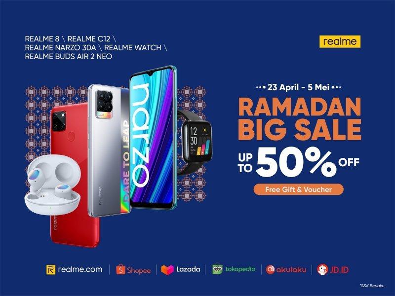 Ramadan Big Sale realme