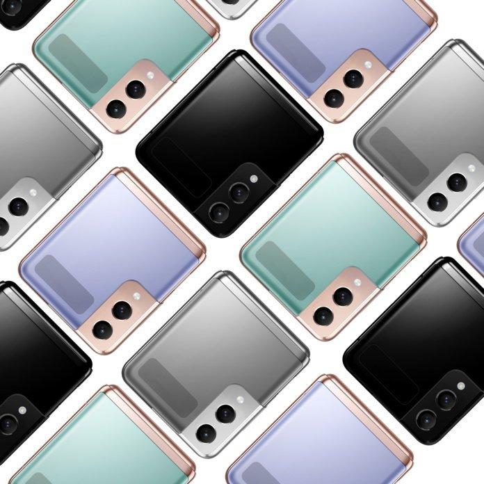 Samsung Galaxy Z Flip, ponsel lipat Samsung