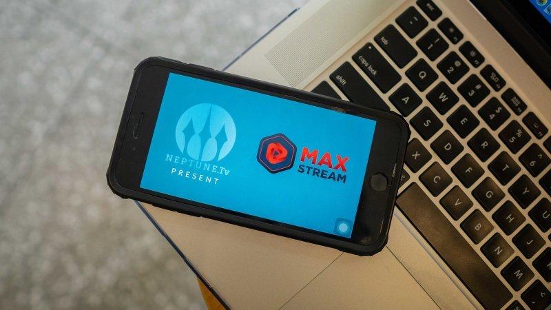 maxstream NeptuneTV