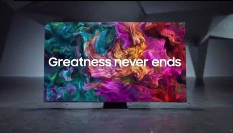 Neo QLED 8K TV samsung