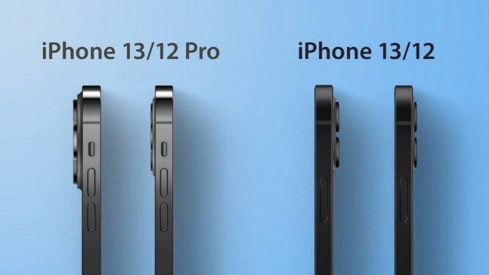 Kamera dan bodi iPhone 13