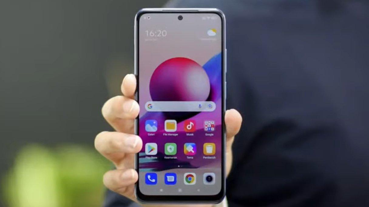 Hp RaM 6GB, Xiaomi Redmi Note 10S, smartphone Snapdragon 870 Xiaomi