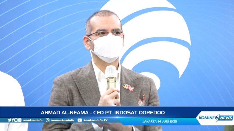 SKLO 5G Indosat