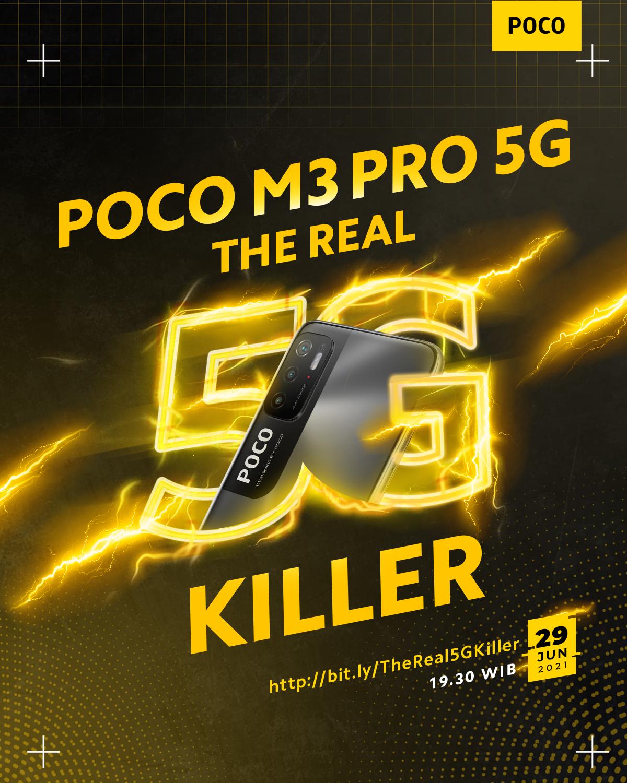 Spesifikasi Poco M3 Pro 5G, poco M3 Pro 5G,
