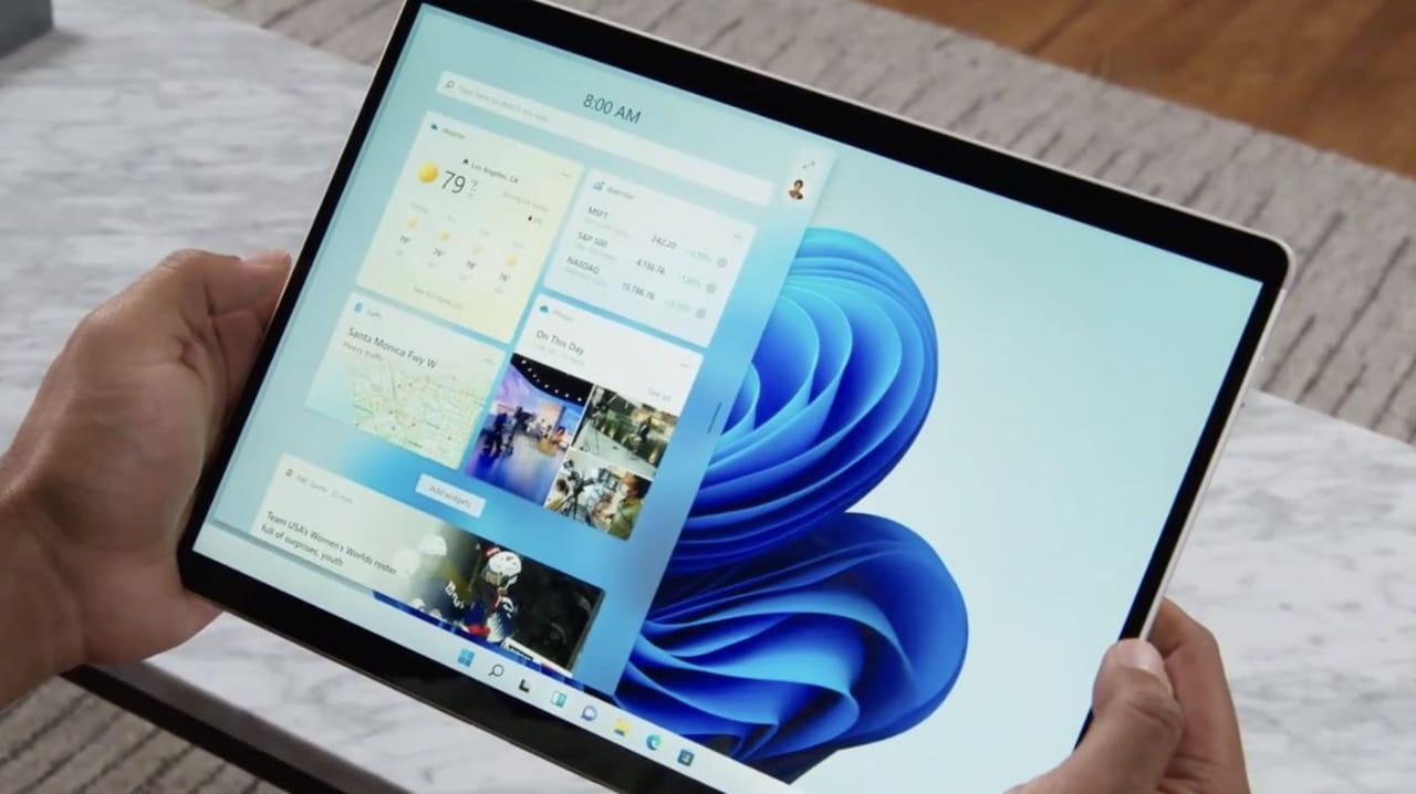 Fitur baru Windows 11