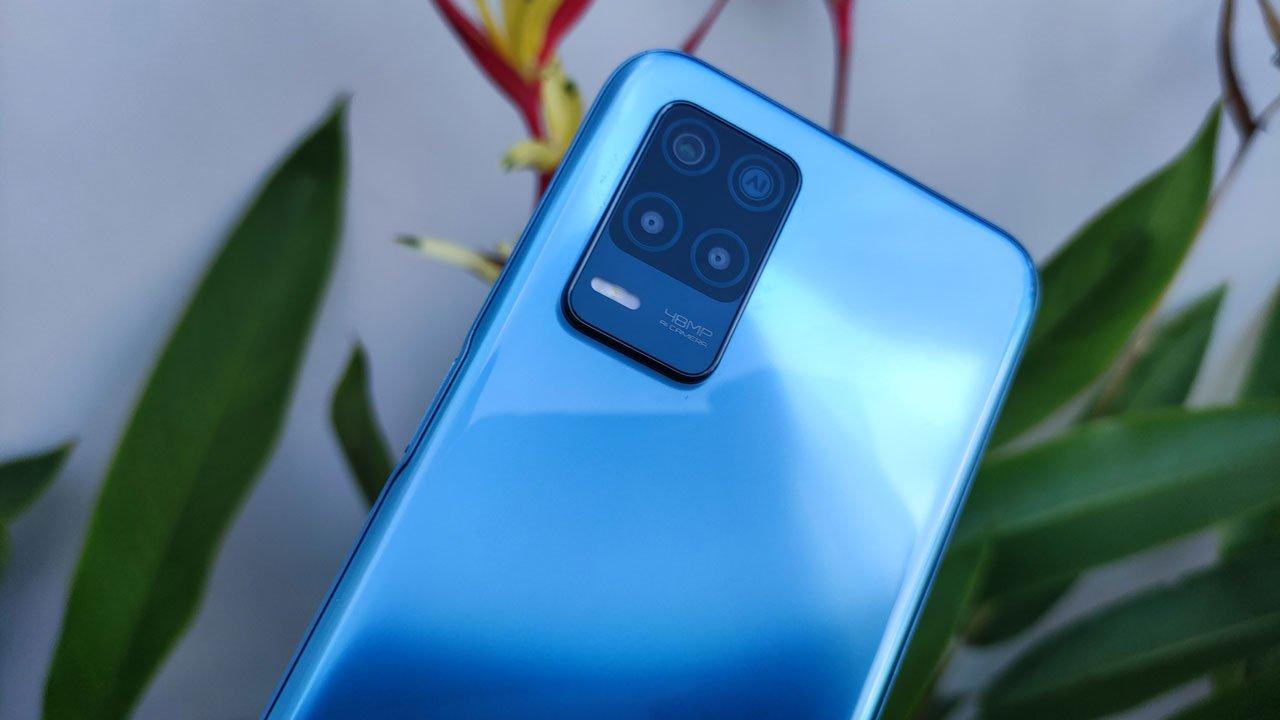 kamera realme 8 5G