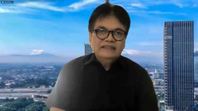 Direktur Jenderal Penyelenggaraan Pos dan Informatika Kementerian Kominfo, Ahmad M. Ramli