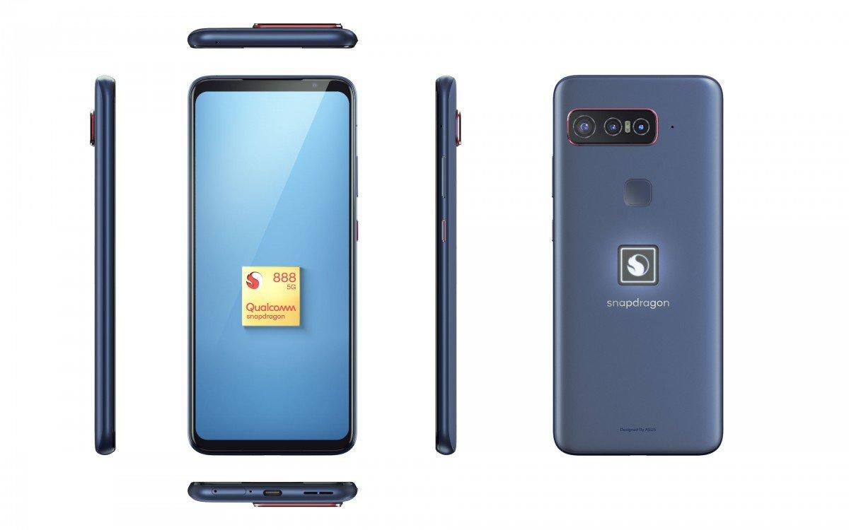 Smartphone Qualcomm for Snapdragon Insiders