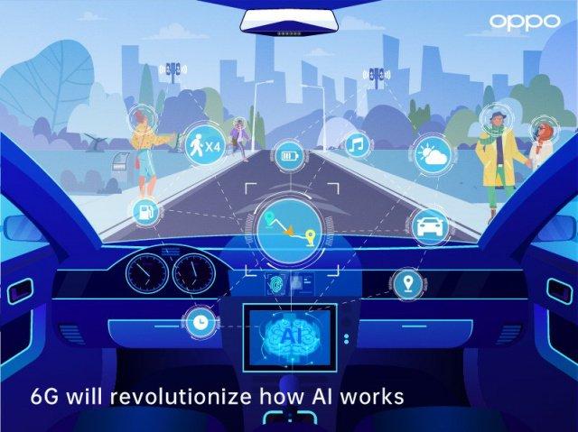 teknologi 6G Oppo