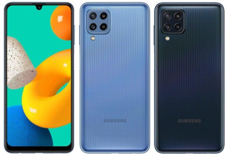 Hp Samsung RAM 8GB, Harga dan spesifikasi Samsung Galaxy M32