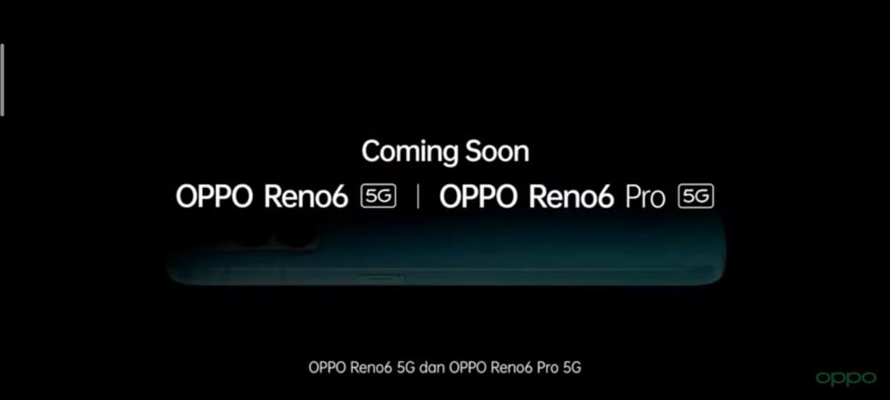 Oppo Reno6 5G dan Reno6 Pro 5G