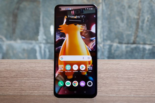 review realme gt master edition